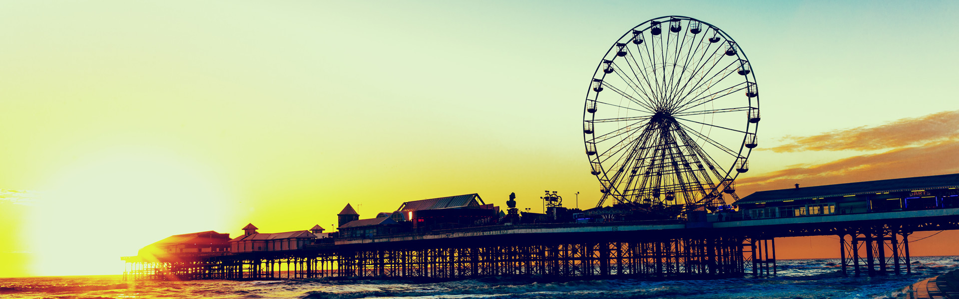 <h1>Blackpool Self Catering Holiday Apartments</h1>